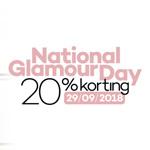 Het is National Glamour Day: dit zijn de beste acties!