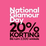 Glamour Day België: hier vind je alle deelnemende winkels en kortingscodes!