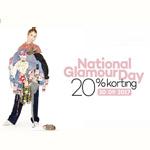 National Glamour Day 2017: alle kortingscodes voor jou op een rijtje