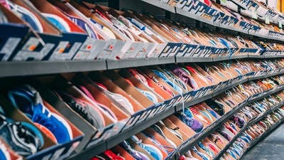 Assortiment sneakers