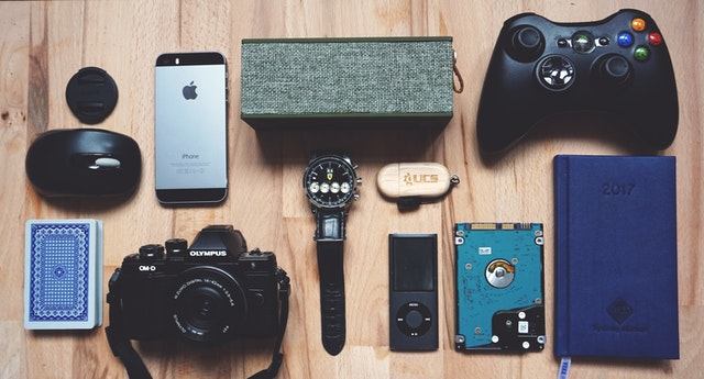 Diverse gadgets
