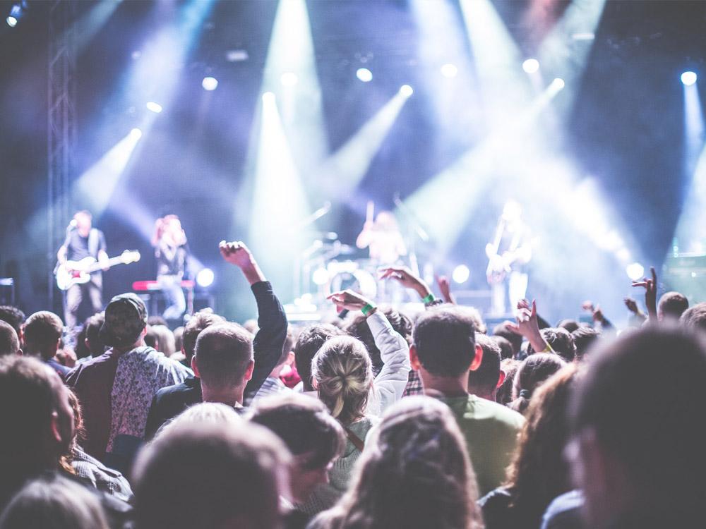 Festival optreden