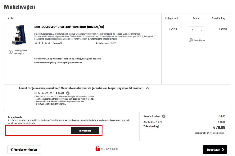 MediaMarkt kortingscode gebruiken