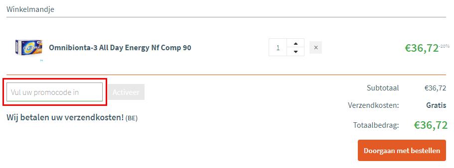 Medibib kortingscode gebruiken