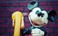 Over Disneyland Parijs