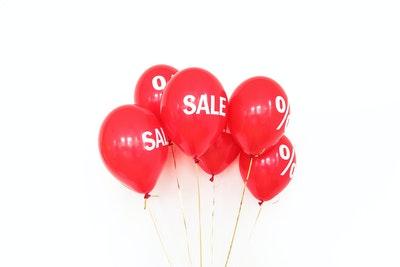 Sale ballonnen