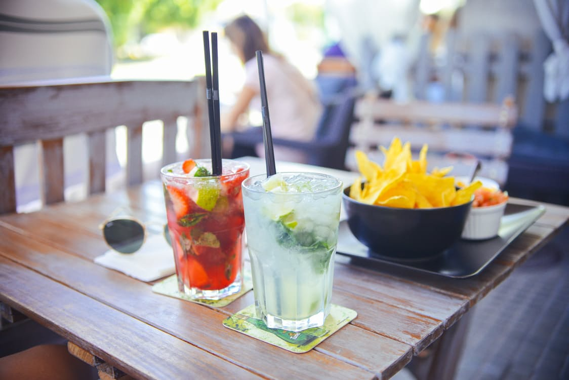 Terras cocktails