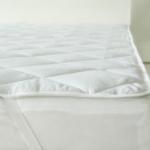 Bestel bij Outspot een matrasbeschermer in verschillende afmetingen met 55% korting