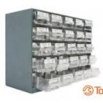 Koop een gevulde gereedschapsorganizer van Toolwelle voor maar €24,95 bij Outspot