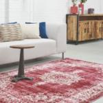 Koop een Lifa Living vintage vloerkleed nu met maar liefst 65% korting bij 1DayFly