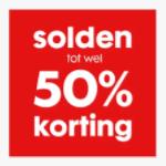HEMA SOLDEN - Scoor tot wel 50% op vele artikelen!