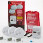 Bespaar nu 35% op een Smartwares FSS-15 Brandpreventieset bij bol.com