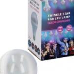 Voordeeldrogisterij geeft nu 54% korting op een Twinke Star Led Lamp