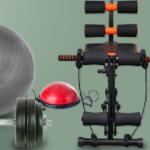Ontvang nu met deze VidaXL kortingscode €5,- korting op fitness artikelen