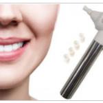 Scoor nu 50% korting op een tandenpolijst- en bleekset bij Outspot