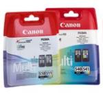 Pak nu 46% korting op originele Canon inktcartridges bij Groupon