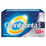 Bespaar nu 31% korting op Omnibionta3 50+ tabletten bij Farmaline