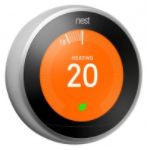Scoor nu 12% korting op een Nest Learning Thermostat bij 50five