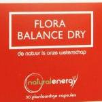 Scoor nu 20% korting op Natural Energy Flora Balance Dry   Viata