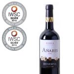 Profiteer van 46% korting op een bekroonde Rioja Reserva bij Wijnvoordeel