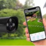 Outspot geeft 47% korting op een HD-bewakingscamera voor buiten met nachtzicht