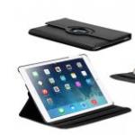 Outspot geeft 70% korting op een roterende case voor je iPad of Samsung tablet