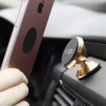 Groupon geeft 66% korting op een magnetische autohouder