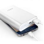 1DayFly geeft 50% korting op een powerbank met quick charge