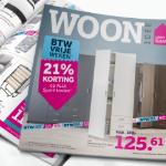 Scoor 21% korting tijdens de BTW-vrije weken bij Leen Bakker
