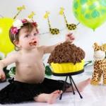 Bespaar 32% op een cakesmash-fotoshoot voor je kindje   Groupon