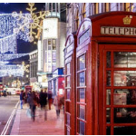 Scoor nu 50% korting op kerstshoppen in Londen inclusief overtocht | 1DayFly