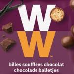 Ontvang 2 doosjes chocolade wafelrolletjes GRATIS bij je bestelling in de Weight Watchers webshop