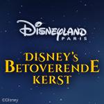Beleef een magische kerst in Disneyland Parijs met 25% korting